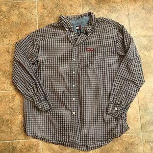 Tommy Hilfiger Classic Plaid Shirt - 3XL
